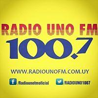 Logo 7) Radio Uno 100.7