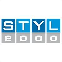 Logo 7) Styl 2000