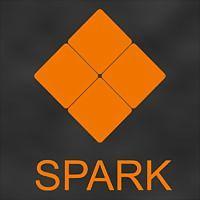 Logo 3) Spark Electronics