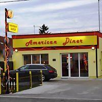 Logo 20) American Diner