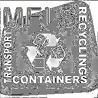 Logo 19) Mels Containerdienst Bvba