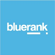 Logo 16) Bluerank