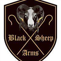 Logo 36) Black Sheep Arms