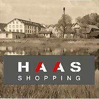 Logo 82) Haas Shopping