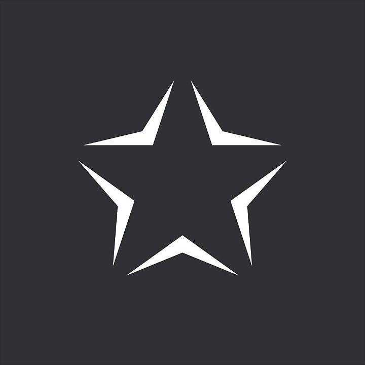 Logo 38) Hoststar