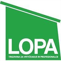 Logo 32) Trgovina Lopa - Kosarjeva Ulica 4, Maribor