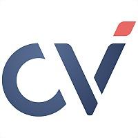 Logo 2) Crosby-Volmer International Communications