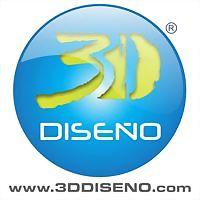 Logo 2) 3D Diseño