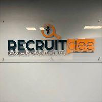 Logo 22) Recruitdee