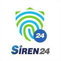 Logo 38) Siren24