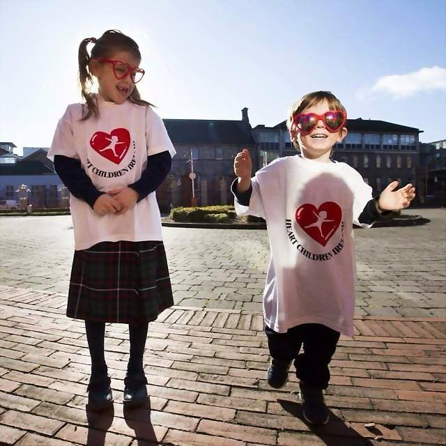 Logo 128) Heart Children Ireland