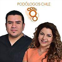 Logo 5) Podólogos Chile