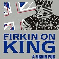 Logo 8) Firkin On King