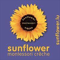 Logo 6) Sunflower Montessori