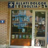Logo 5) Selbruha Kft.-Állati Dolgok Boltja