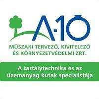 Logo 7) A-10 Zrt. - Tartályok, Konténerkutak És Üzemanyagkutak Specialistája