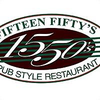 Logo 7) 1550 Fifteen Fifty's Restaurant