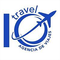 Logo 18) Agencia De Viajes Travel Io