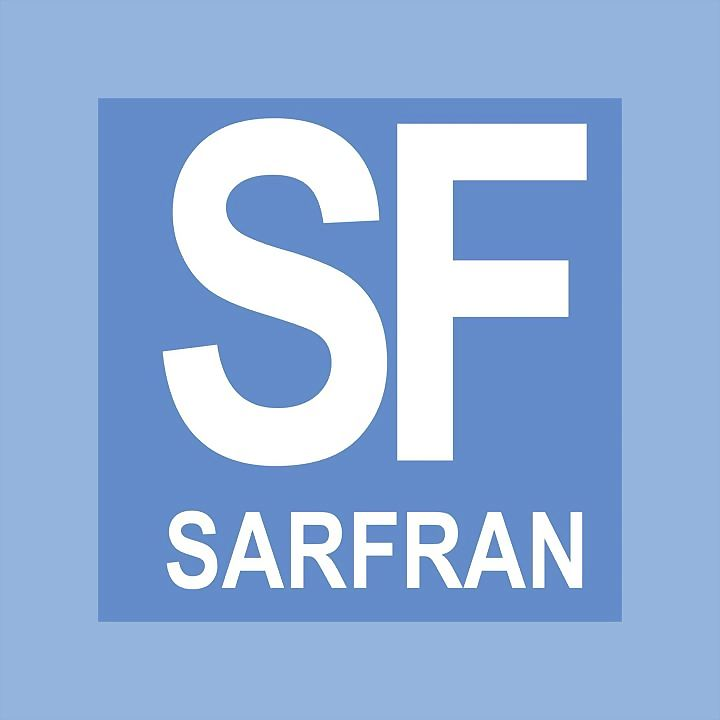 Logo 41) Sarfran