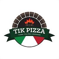 Logo 6) Tik Pizza