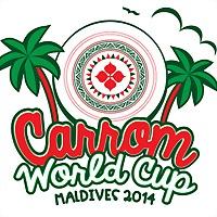 Logo 6) Carrom Association Of Maldives