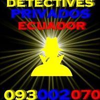 Logo 3) Detectives Privados Ecuador