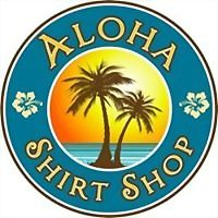 Logo 13) Aloha Shirt Shop