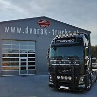 Logo 63) Dvorak Trucks Slovakia