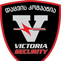 Logo 3) Victoria Security ვიქტორია სექიურითი