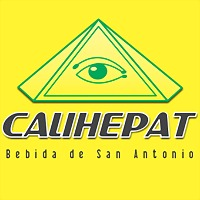 Logo 7) Calihepat - Bebida De San Antonio