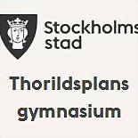 Logo 5) Thorildsplans Gymnasium