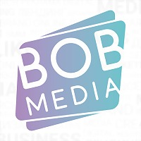 Logo 2) Bobmedia