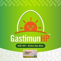 Logo 4) Gastimunhp - Khắc Tinh Của Vi Khuẩn Hp