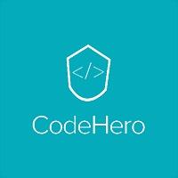 Logo 90) Codehero