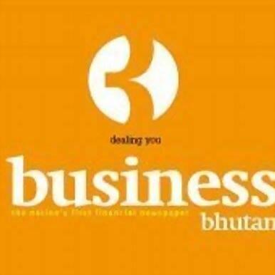 Logo 48) Business Bhutan