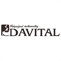 Logo 7) Davital - Nápojové Automaty A Kávovary