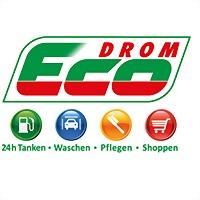Logo 6) Ecodrom - 24H Tanken, Waschen, Pflegen, Shoppen