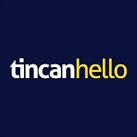 Logo 11) Tincan Hello - Agentur für Marketing