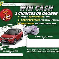 Logo 5) Win Cash