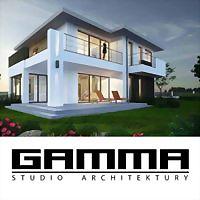 Logo 2) Studio Architektury - Gamma