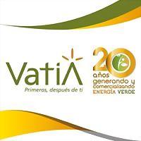 Logo 1) Vatia S.a. E.s.p.