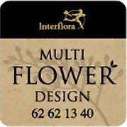 Logo 2) Multiflowerdesign
