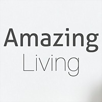 Logo 6) Amazing Living
