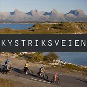 Logo 2) Kystriksveien Fra Steinkjer- Bodø, Coastal Route North Norway