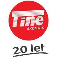 Logo 7) Tine Express