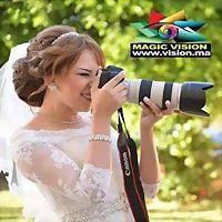 Logo 12) ماجيك فيزيون Magic Vision