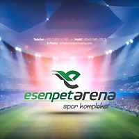 Logo 33) Esenpet Arena Halı Saha