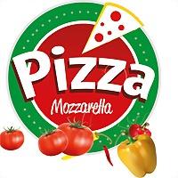 Logo 5) Pizza Mozzarella