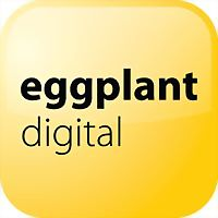 Logo 8) Eggplant Digital