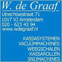 Logo 1) W. De Graaf Afrekensystemen